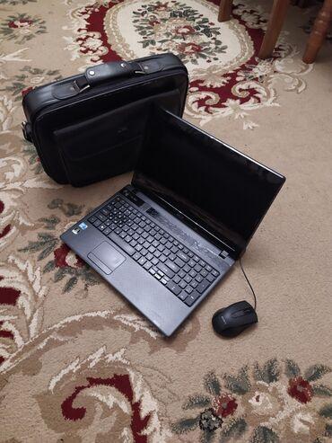 Acer 5742. Noutbook tam ideal veziyyetdedi. Ev seraitinde islenib