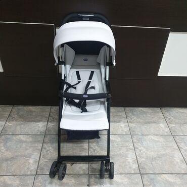 Прогулочная коляска chicco ohlala легкая очень вес 3.8 кг