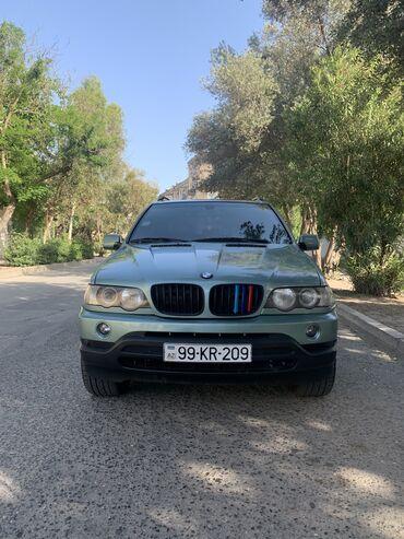 bmw-3-серия-330i-6mt - Azərbaycan: BMW X5 3 l. 2002 | 220000 km