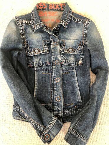 Jakna ovo - Srbija: Miss Sixty teksas jakna, S veličina.  Kupila sam je odavno zato što mi