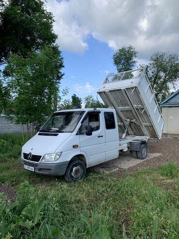 Продаю или меняю Мерседес бенц спринтер 413, САМОСВАЛ заводской