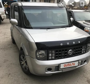 Nissan Cube 2003 в Лебединовка