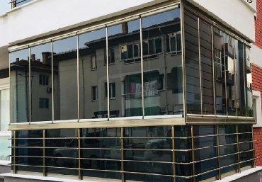 Строительство и ремонт в Кобу: Cam balkon sifarisi