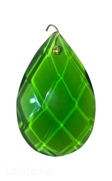 Кристалл для люстры ,высота 4 см в Бишкек