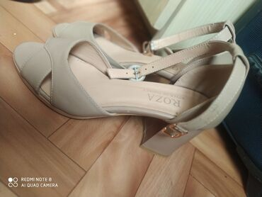 Басаножки каблук