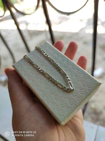 Zinət əşyaları Sumqayıtda: Gümüş kişi qolbağı