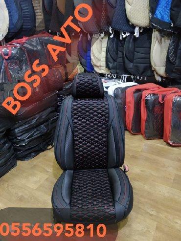 avtomobil bazarı - Azərbaycan: 5D oturacaq üzlüklərideyerli izleyiciler ve dostlar dunya brendi BOSS