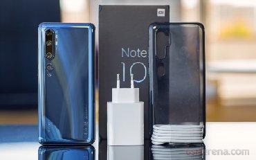 xiaomi-mi-max-2 в Азербайджан: Новый Xiaomi Mi Note 10 128 ГБ Черный