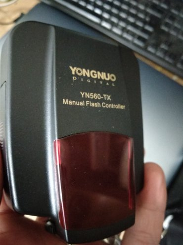 YONGNUO YN560-TX flash trigger remote controller на в Лебединовка