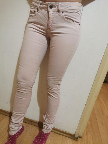 Pantalonice s - Srbija: Roze pantalonice S