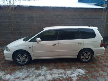Honda Odyssey 2.3 л. 2003   150000 км