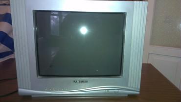 Электроника - Ленинское: Продаю телевизор Samsung 17 дюймовПродаю 17 дюймовый ЭЛТ-телевизор