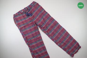 Жіночі штани у клітинку    Довжина: 97 см Довжина кроку: 76 см Напівоб