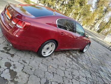 туманки на машину в Кыргызстан: Lexus GS 3 л. 2005