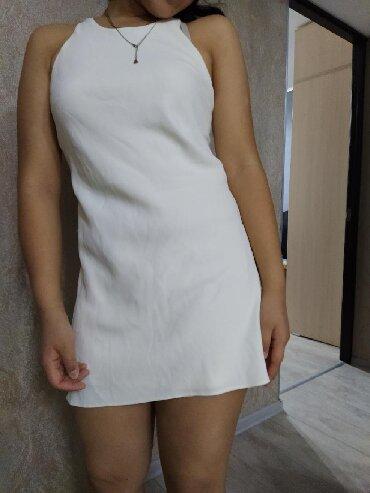 Белок летнее платье в Бишкек