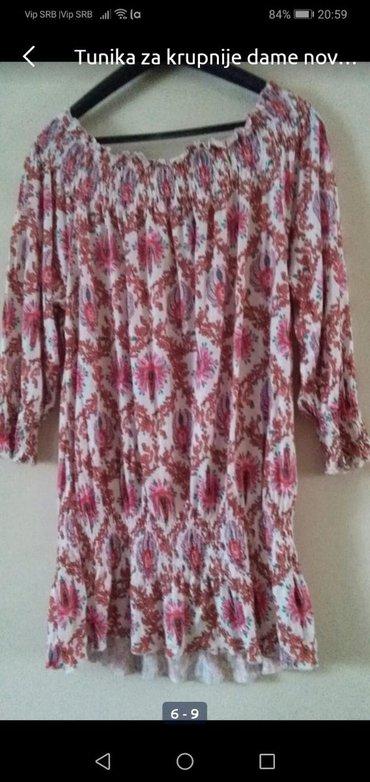 Ženska odeća   Sombor: Nova tunika za krupnije dsme