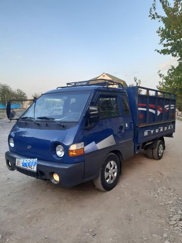 Автомобили - Джалал-Абад: Hyundai Портер 2.6 л. 2003   230 км