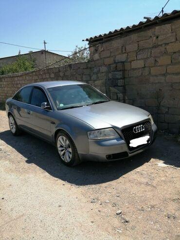 Audi A6 2.4 l. 1997 | 250000 km