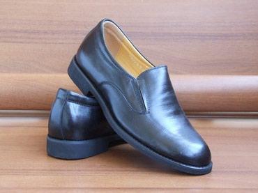 obuvzimnie 38 razmer в Кыргызстан: Продаю новые школьные классические кожаные туфли для мальчиков
