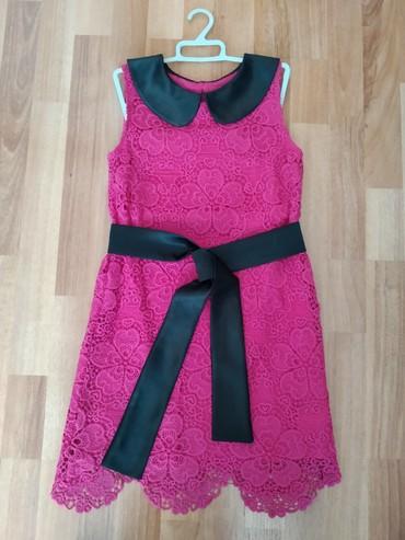 Bakı şəhərində Платье для девочки 9-10 лет. 140 см.