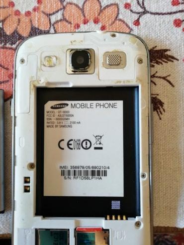 Menadzer prodaje - Srbija: Samsung s3 pukao ekran,prodaje se za delove