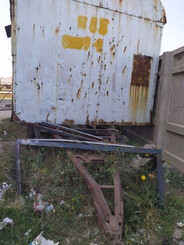 есть на доме и вагоне в Кыргызстан: Продаю дом вагон на калесах или меняю на малолитражки Есть
