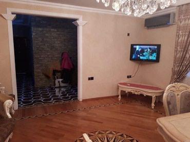 Xalqlar metrosunun yanında Radnoy 3 otaq 109 kv 16/13 Yeni Tikili в Bakı