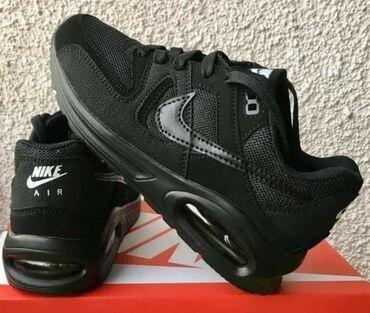 Crne Nike Air Max  Brojevi 46 Cena 2300 din