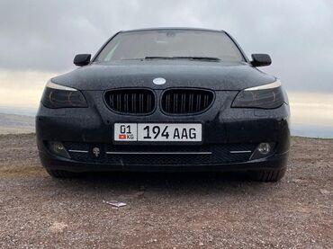 Автомобили - Бишкек: BMW 5 series 3 л. 2004