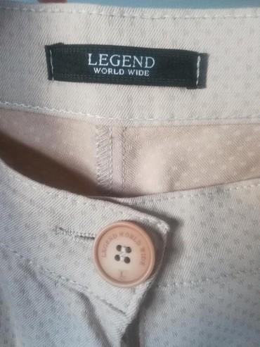 Pantalone legendu - Srbija: Legend bez pantalone Prijatne, pamucne Velicina 28