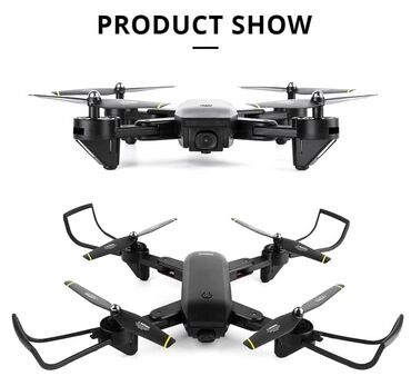 Купить дрон Двухкамерный складной квадрокоптер +БЕСПЛАТНАЯ ДОСТАВКА