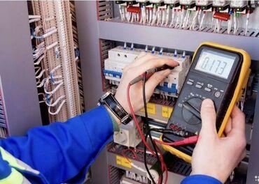 Услуги электрика   электрик на час   опытный электрик электрик опытный