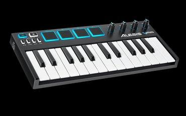 Bakı şəhərində Alesis MINI 25 - USB MIDI KEYBOARD