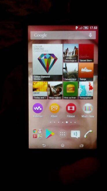 Sony xperia x 64gb lime - Srbija: Sony xperia e 4 kao nov radi na vip mrezi