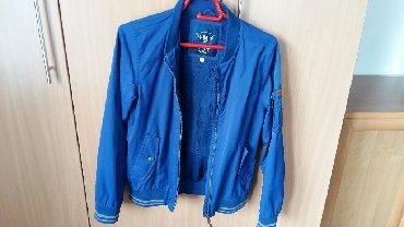 C&A prolećna jakna za dečake vel. 152cm.Polovna,ocuvana i jako