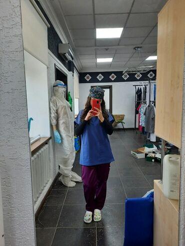 Медицинская одежда - Кыргызстан: Медицинская одеждакачественная медицинская одежда должна объединять в