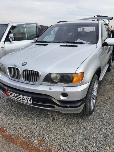 диски на внедорожник в Кыргызстан: BMW X5 4.4 л. 2002 | 183000 км