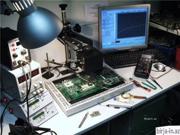 komputer temiri - Azərbaycan: Komputer Temiri