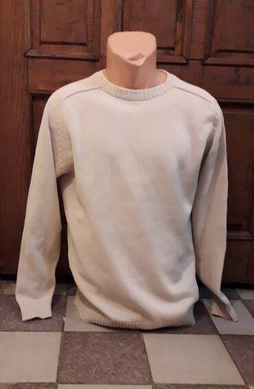 Končani džemper vel XL bež boje