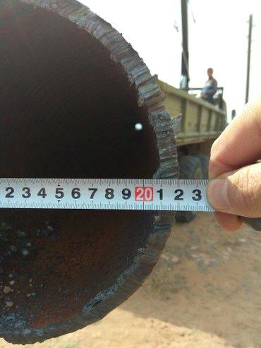 Трубы безшовные 1984 г/в. толщина 10 мм. , в Бостери