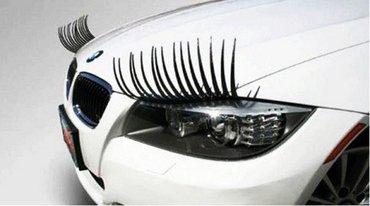 Sumqayıt şəhərində Kiprikler avtomobile elave bir gozellik verir. Isdenilen avtomabile