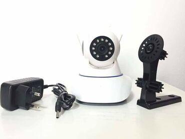 Videokameri | Srbija: Bezicna ip kamera HD WI FI sa tri antene camera 3400din Da li želite