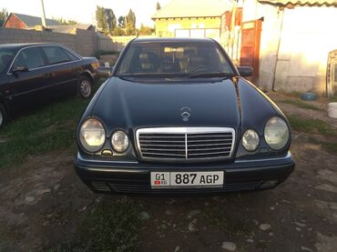 mercedes benz g 280 в Кыргызстан: Mercedes-Benz 280 2.8 л. 1998 | 380000 км
