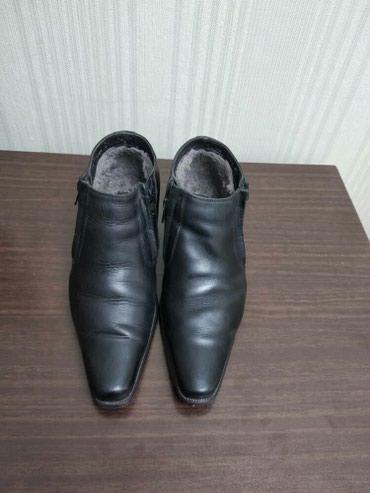 Мужская зимние сапожки! Размер 39-40 1000с. в Бишкек