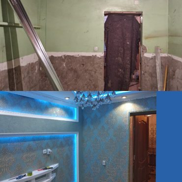 Ремонт квартир и домов в Бишкек - фото 2