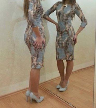 Nova moderna haljina. Velicina 36 - Velika Plana