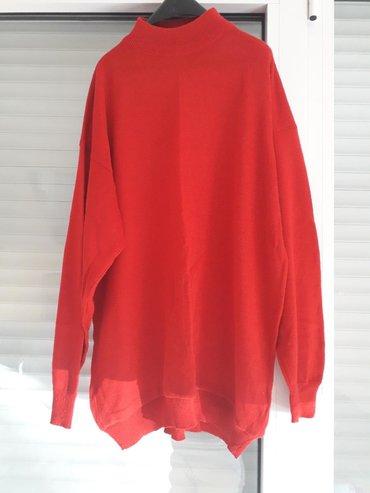 Ženski džemper, dužina ramena 60cm, duzina rukava 50cm, dužina kod