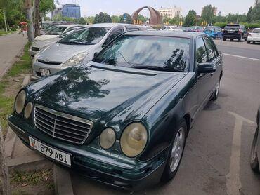 Mercedes-Benz E 260 2.6 л. 2000