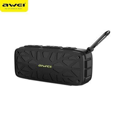 Портативная Bluetooth Колонка Awei Y330(цвет черный)Портативная