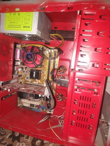 Электроника - Джал мкр (в т.ч. Верхний, Нижний, Средний): Продаю Системный блок для офиса и простых игр 2 ядра 2 потока2.5гб
